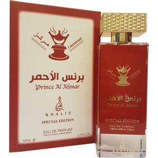 Khalis Prince_Al_Ahmar