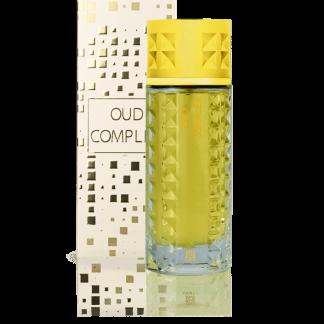 Арабски парфюм Oud Complex Ahmed Al Maghribi100ml